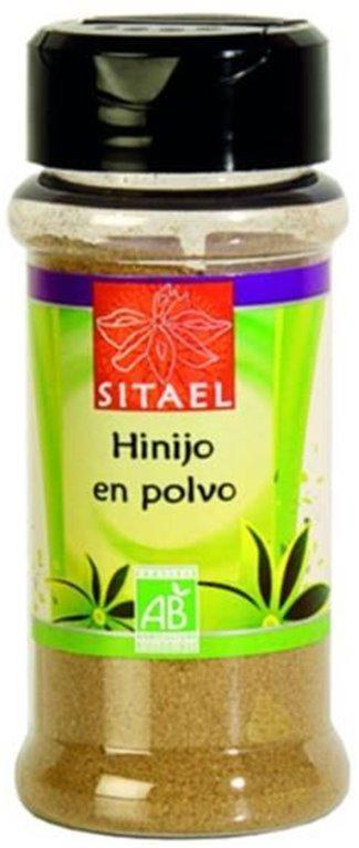 Hinojo en polvo, 50 gr