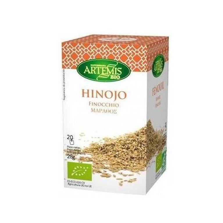 Hinojo Infusión Eco Artemis 20 Filtros