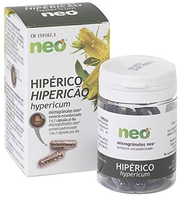 Hipérico Neo 45 Cápsulas