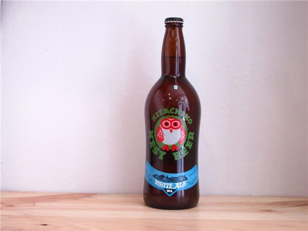 Hitachino Nest White Ale 72 cl