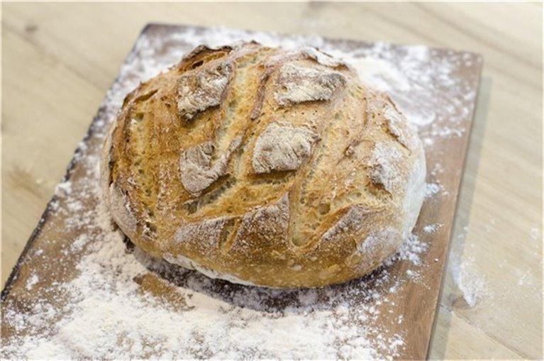 Hogaza de trigo