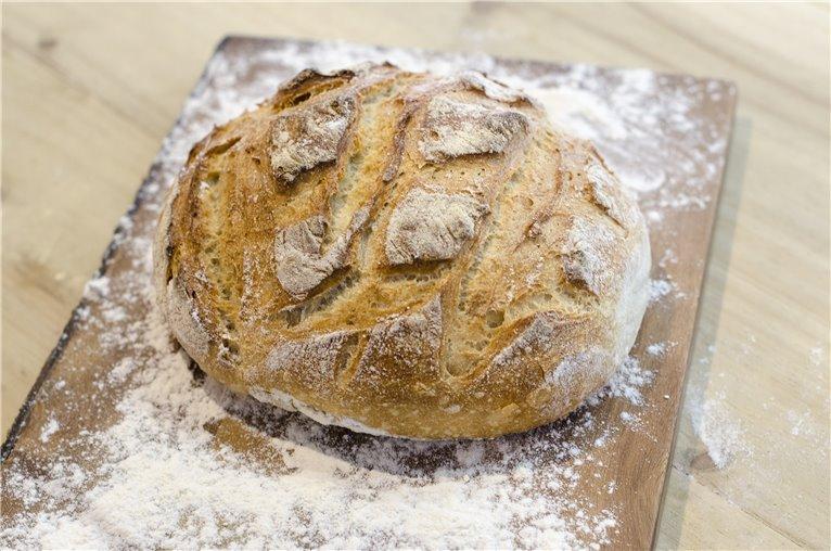 Hogaza de trigo, 1 ud