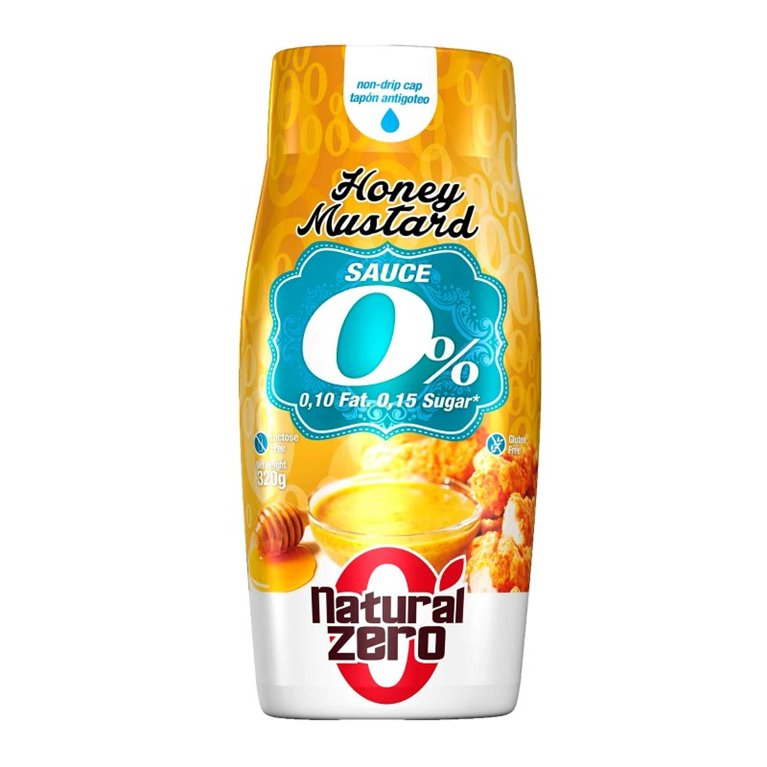 Honey Mustard Sauce 320 gr, 1 ud