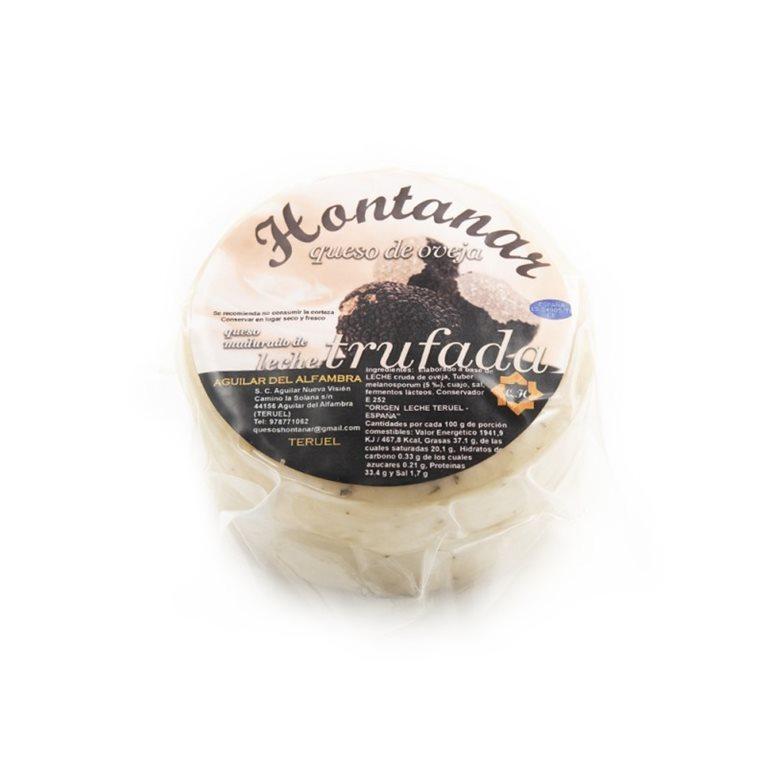 Hontanar Cheese with Truffle