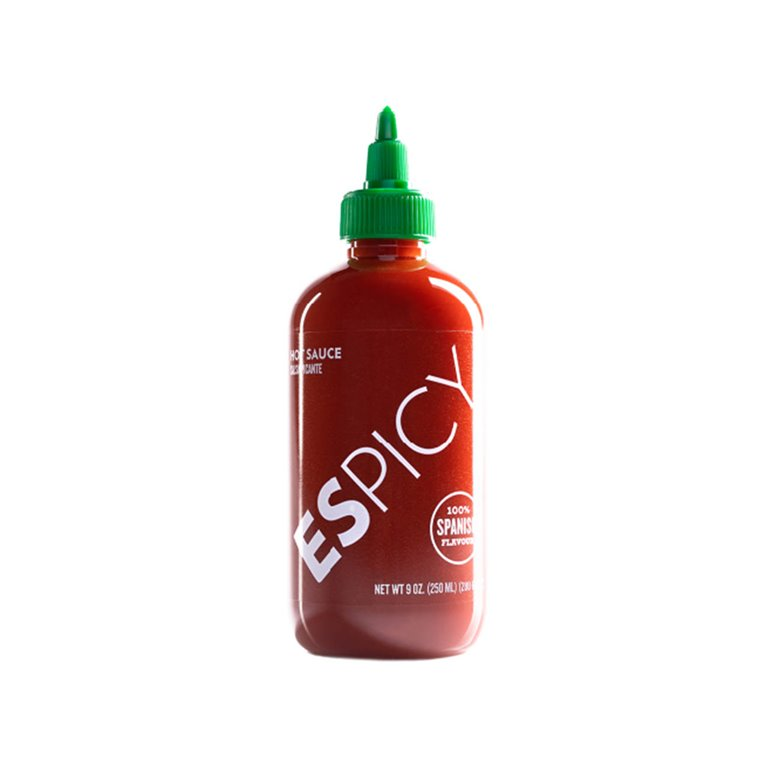 Hot Sauce 250 ml ESPICY