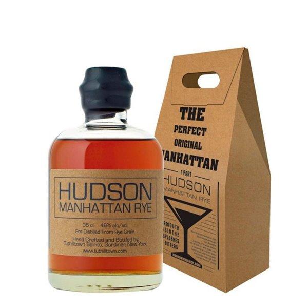 HUDSON MANHATTAN RYE 0,35 L.