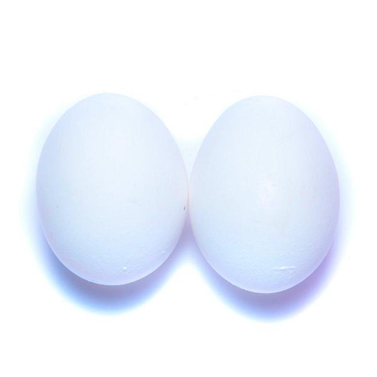 Huevo super grandes XXL, 0,50 docena