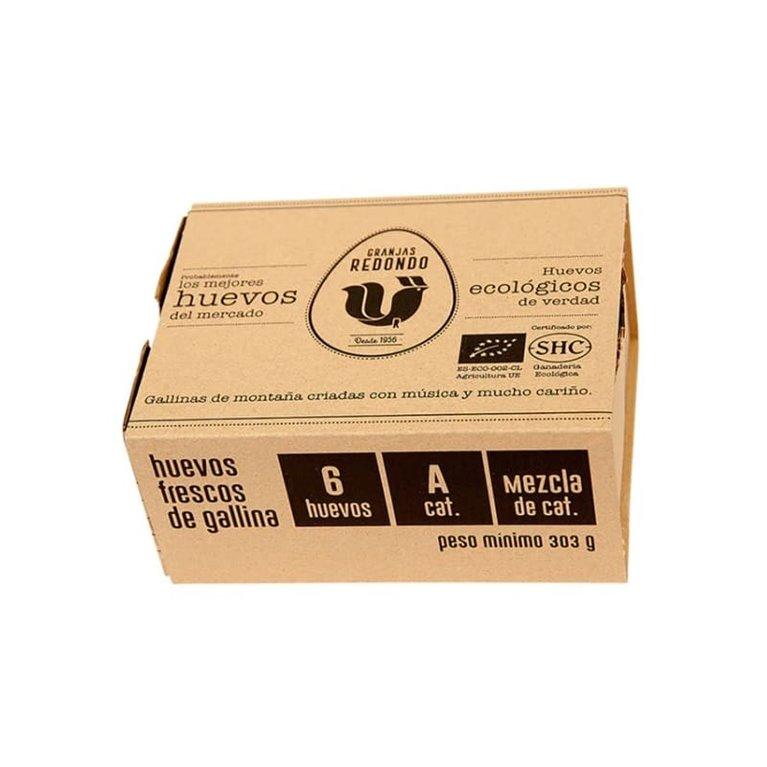Huevos Ecológicos (1/2 doc)