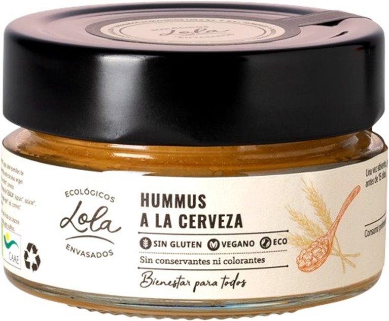 Beer Hummus