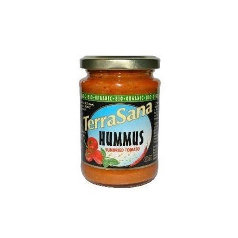 Hummus con tomates secos (Paté garbanzos), 1 ud