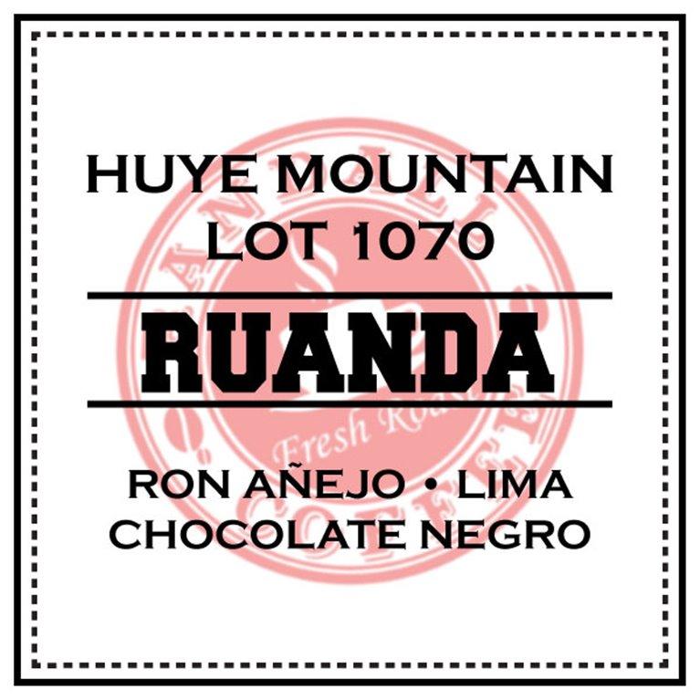 HUYE MOUNTAIN LOT 1070 – Ruanda