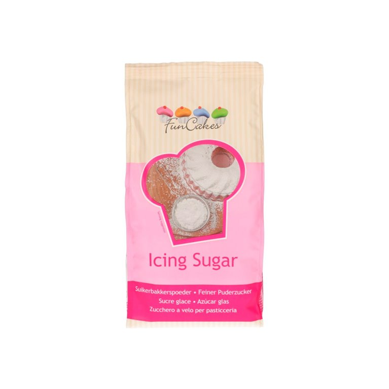 Icing Sugar FunCakes