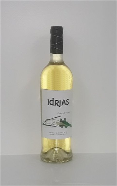 IDRIAS - Chardonnay Cosecha 2016, 0,75 l