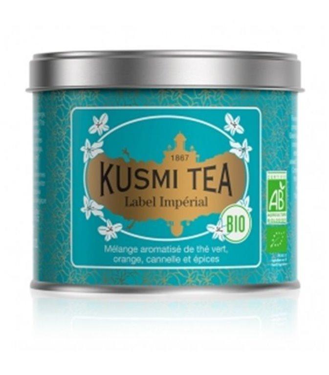 Imperial Label BIO 100gr. Kusmi Tea. 6un.