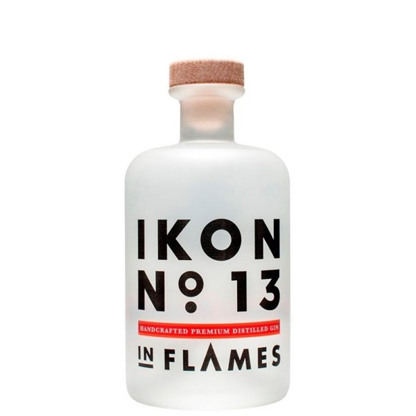 IN FLAMES IKON N.13 0,50 L.