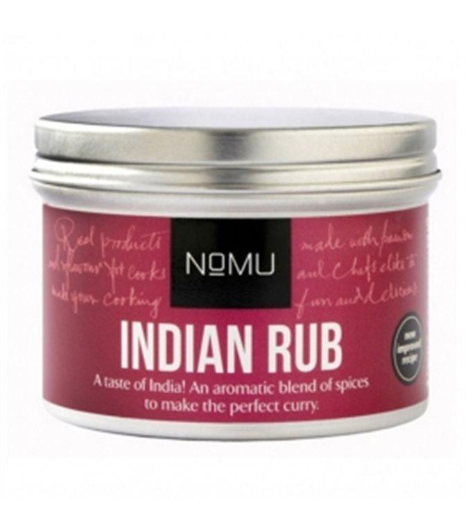 Indian Rub 70gr. NoMU. 8un.