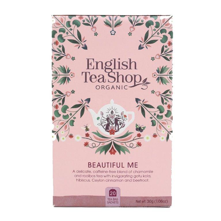 Infusión Beautiful Me 30gr. English Tea Shop. 6un., 1 ud