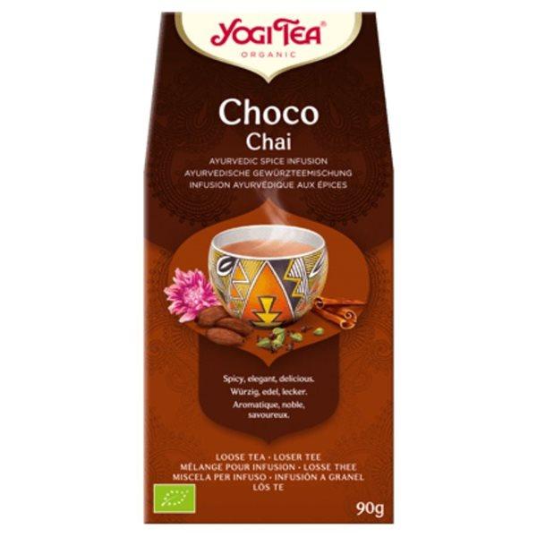 Infusión Choco Chai Loose Bio 90g