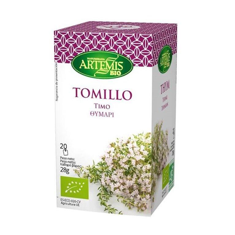 Infusión de Tomillo BIO 20 bl - Artemis