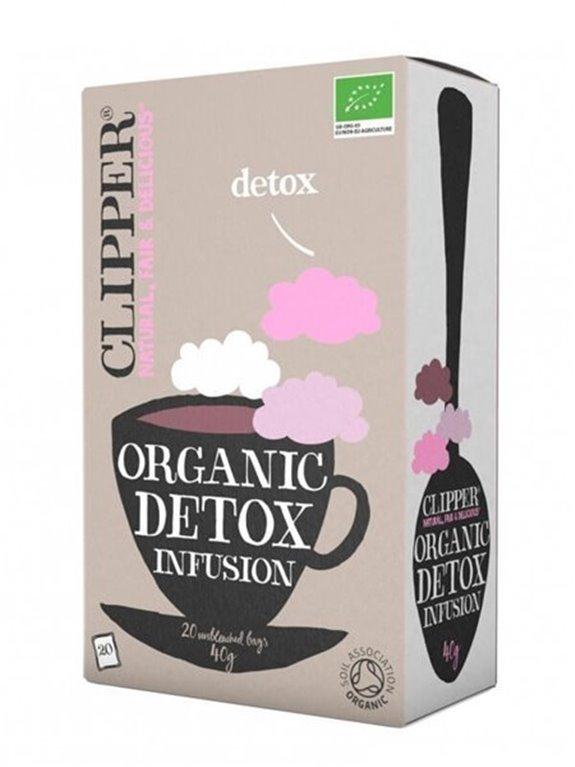 Infusión detox, 50 gr