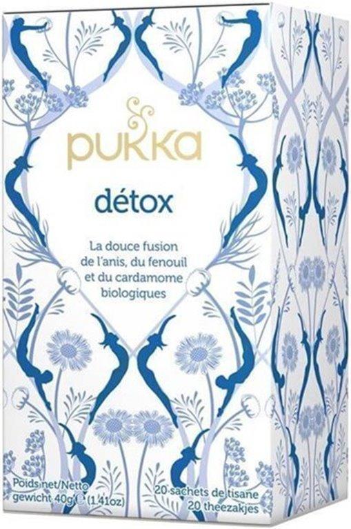 Infusión Detox, 30 gr