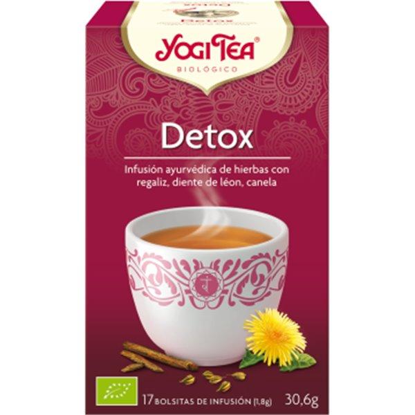 Infusión Detox Bio 30,6g (17tb)