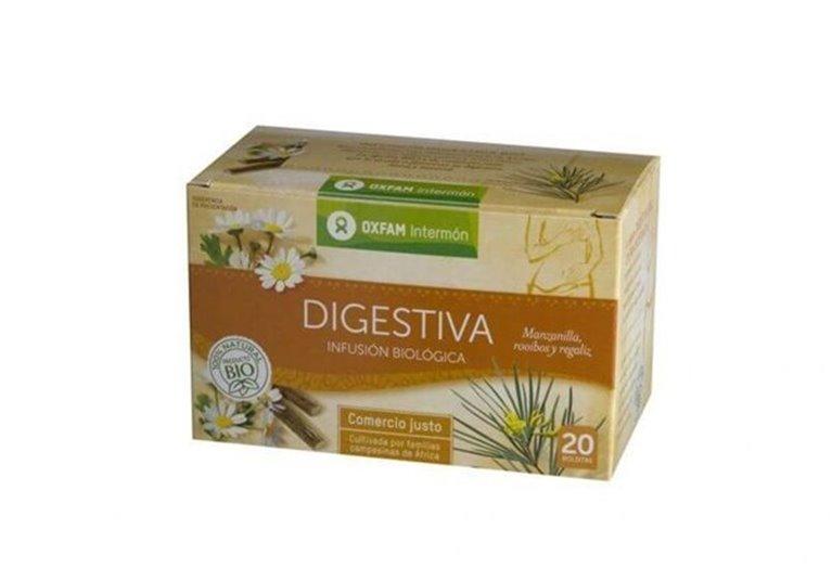 Infusión Digestiva Comercio justo Bio, 30 gr