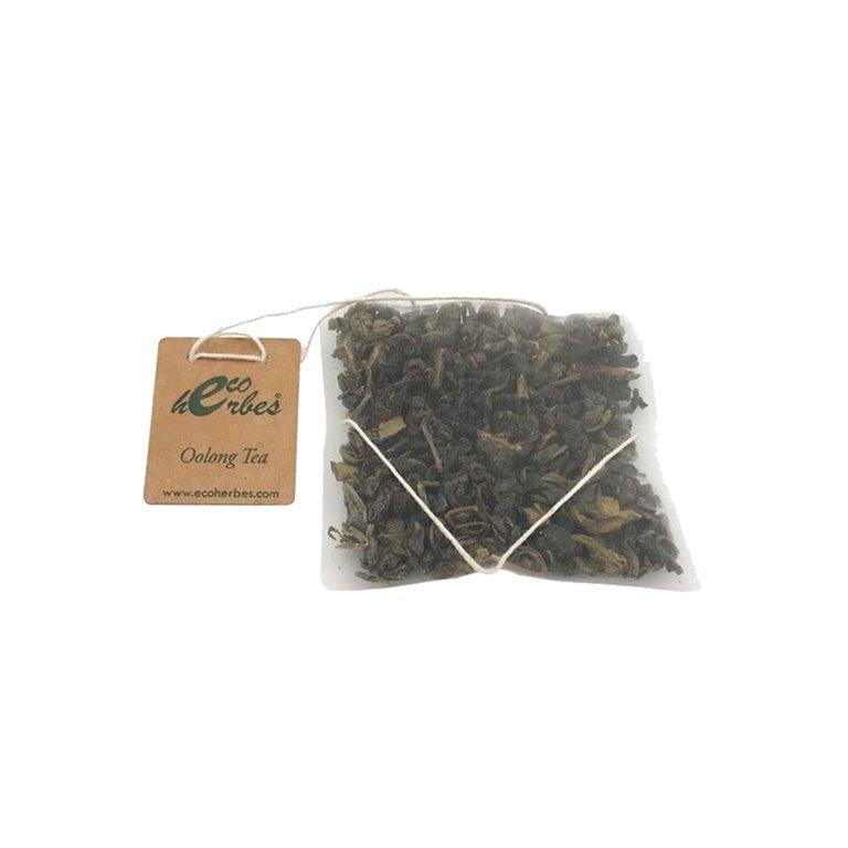 Infusión ECO de Oolong Tea seco Ecoherbes (10 Uds)