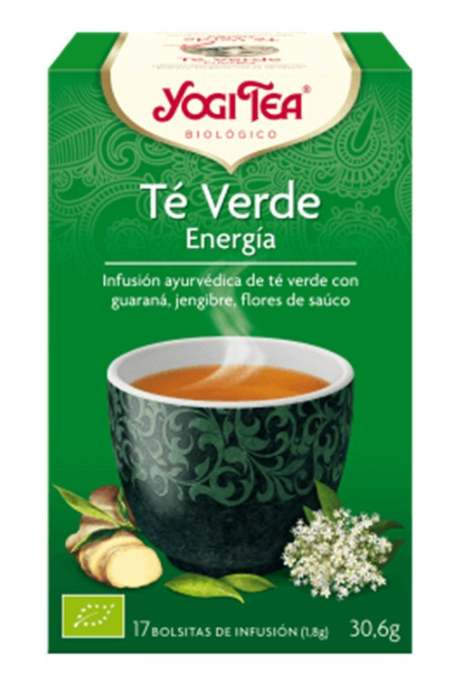 Infusión Energy, 30 gr