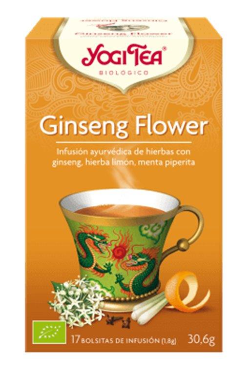 Infusión Ginseng, 30 gr