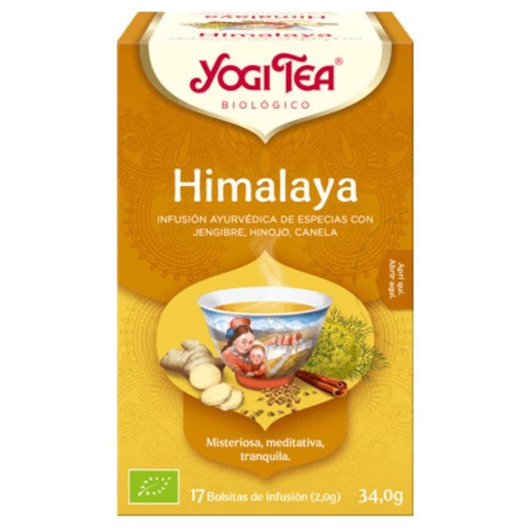 Infusión Himalaya Bio 34g (17tb), 1 ud