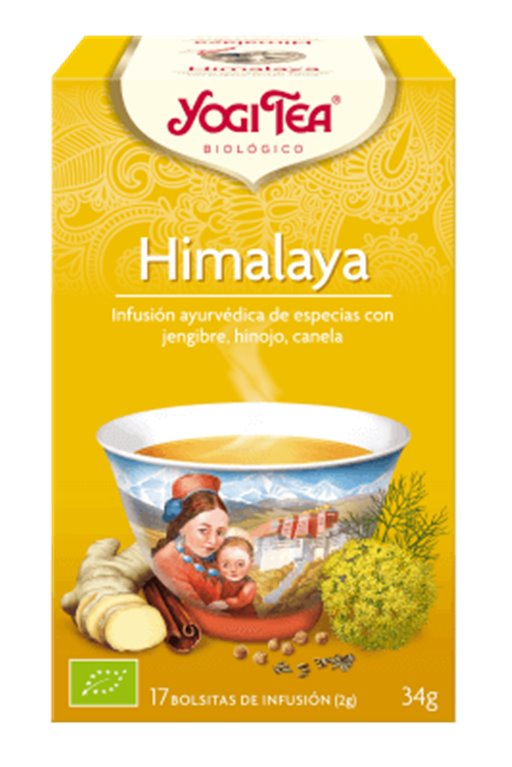 Infusión Himalaya, 30 gr