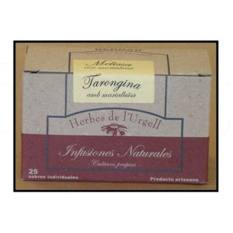 Infusión melisa con Mª Luisa 25u. Bernau Herbes de l'Urgell. 10un., 1 ud