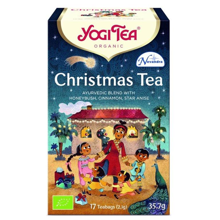 Infusión Navidad Christmas Tea Bio 35,7g (17tb)