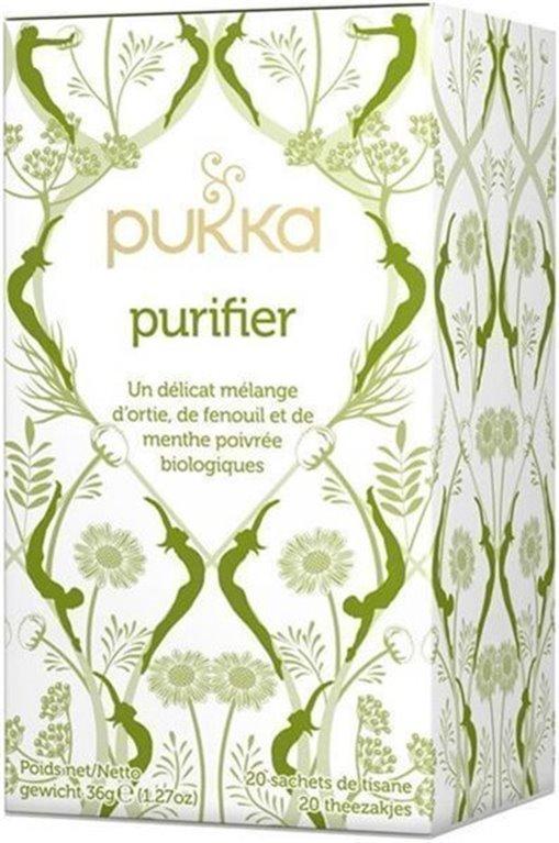 Infusión purificadora, 30 gr