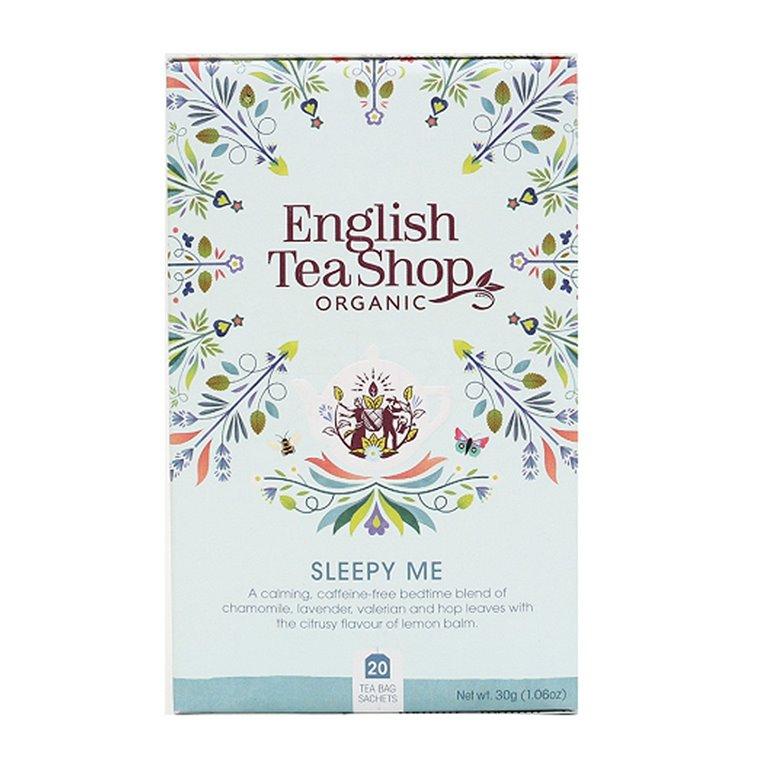 Infusión Sleepy Me 30gr. English Tea Shop. 6un., 1 ud
