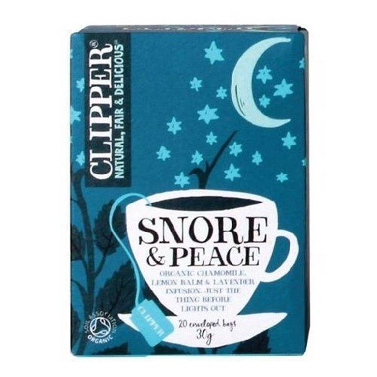 Infusión snore & peace, 30 gr