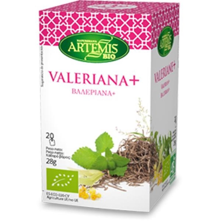 Infusión valeriana Artemis Bio