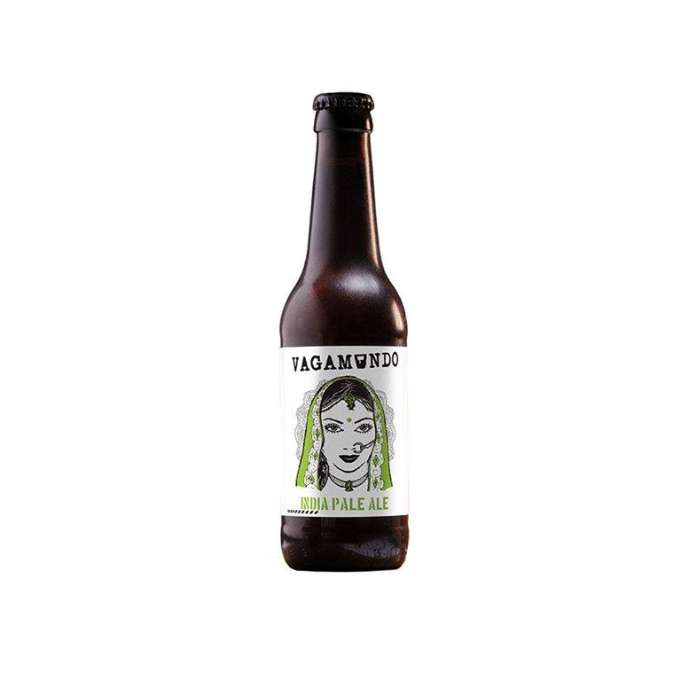 IPA Vagamundo cerveza artesana canaria