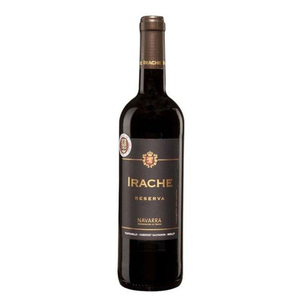 IRACHE RESERVA 2013 0,75 L.
