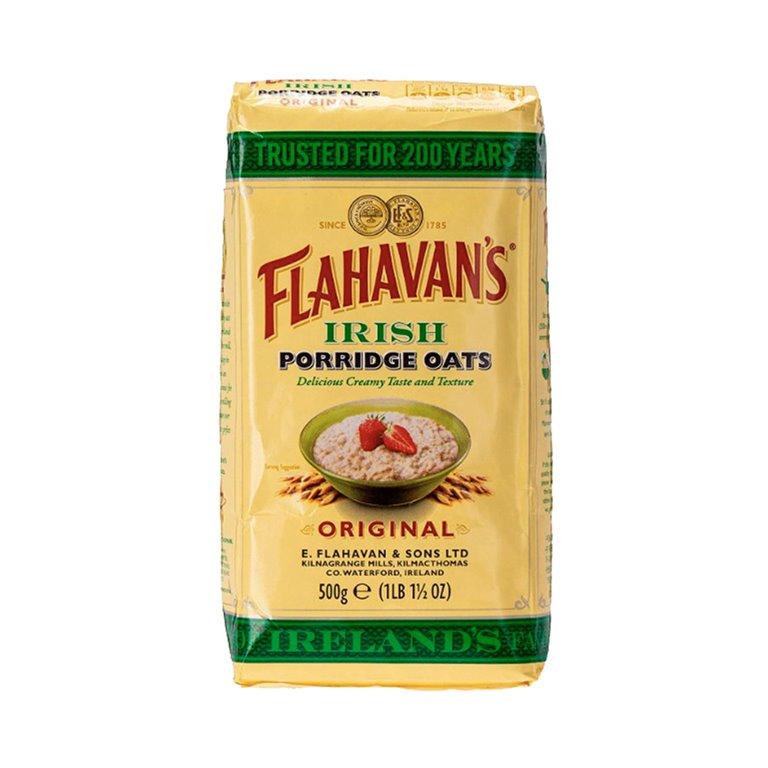 Irish Porridge Oats 500g Flahavan´s
