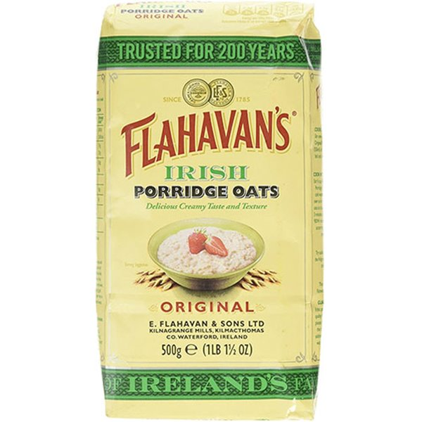 Irish Porridge Oats 500g Flahavan´s