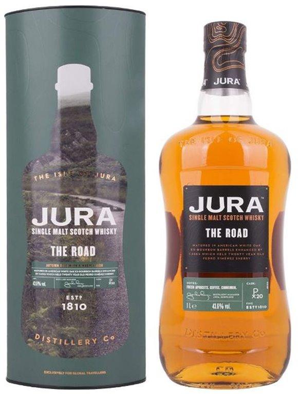 Isla de Jura The Road 1 litro