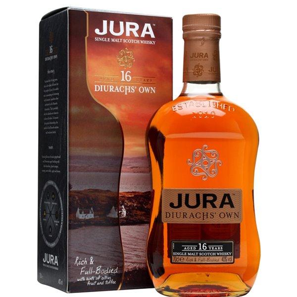 Isle of Jura 16 Diurachs' Own 1L