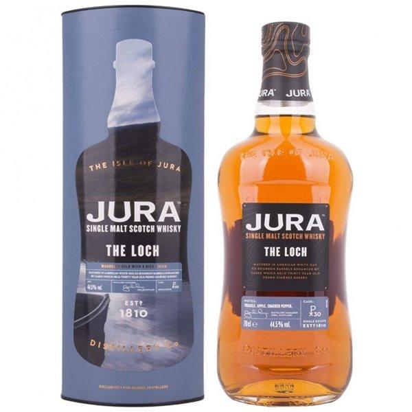 ISLE OF JURA THE LOCH 0,70 L. + ESTUCHE