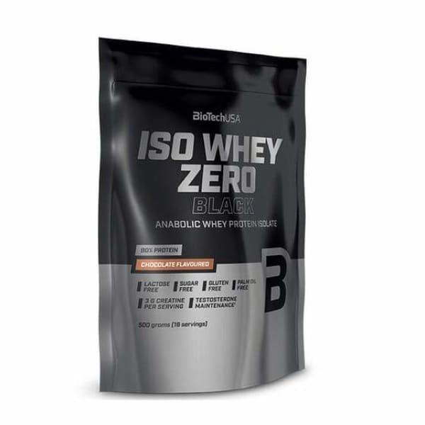 Iso Whey Zero Black 500 Gr