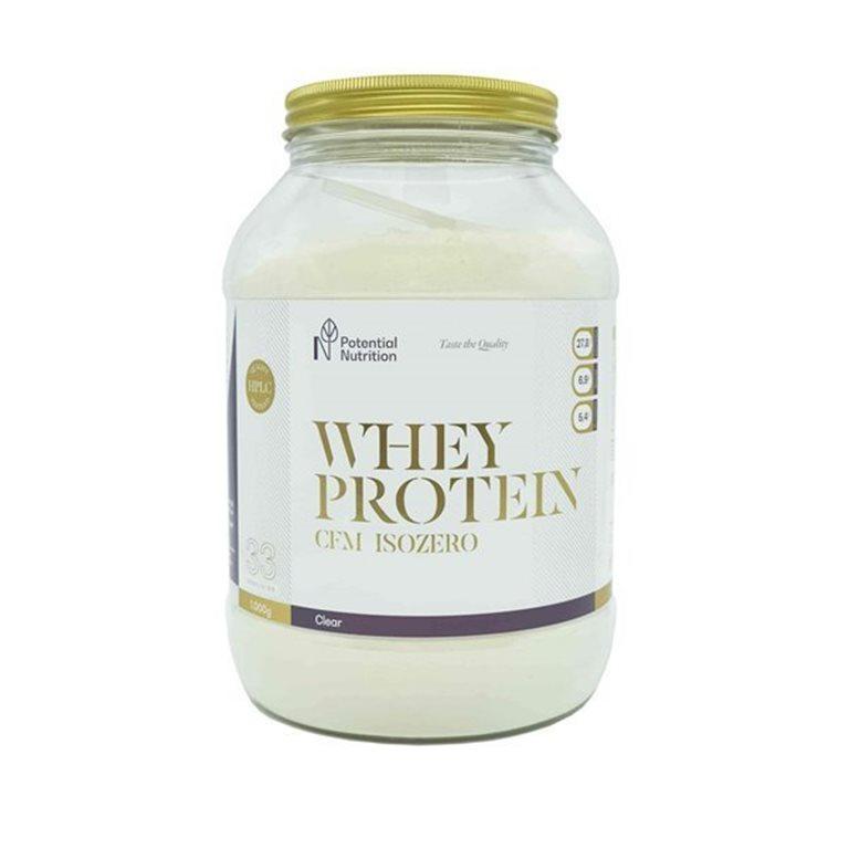 Isolado Proteina Whey Premium 90% – Sabor Neutro (Clear) – 1kg
