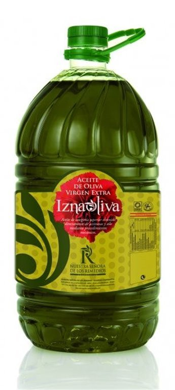 Iznaoliva. Aceite de oliva virgen extra. 5 Litros., 1 ud