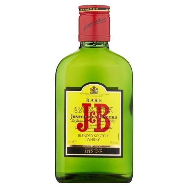 J.B. 0,20 L.