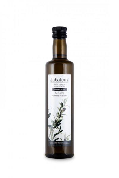 Jabalcuz. Aceite de Oliva Virgen Extra. 12 x 500 ml.